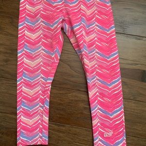 Vineyard vines toddler legging 2t sherbet
